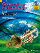 Swinging Folksongs for Trumpet