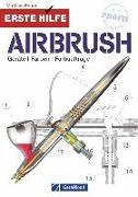 Erste Hilfe Airbrush