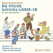 Die große Wimmel-Lieder CD