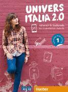 UniversItalia 2.0 A1/A2. Kurs- und Arbeitsbuch mit 2 Audio-CDs