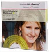 4 CDs - IntensivHörTraining® Staatskunde