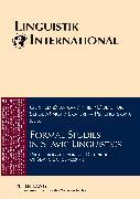 Formal Studies in Slavic Linguistics