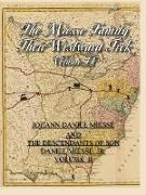 The Miesse Family and Their Westward Trek Volume II