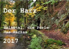 Der Harz (Wandkalender 2017 DIN A3 quer)