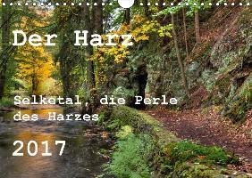 Der Harz (Wandkalender 2017 DIN A4 quer)