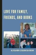 Love for Family Friends & Bookpb