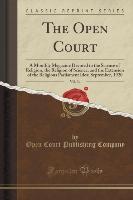 The Open Court, Vol. 34