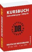 Kursbuch der Deutschen Reichsbahn 1990/1991