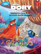 Learn to Draw Disney&#8729,pixar Finding Dory: Including Dory, Nemo, Marlin, and All Your Favorite Characters!