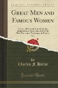Great Men and Famous Women, Vol. 5