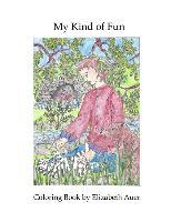 My Kind of Fun: Coloring Book