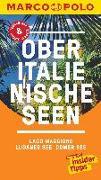 Oberitalienische Seen, Lago Maggiore, Luganer See, Comer See