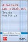 Análisis morfológico. Teoría y práctica