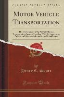 Motor Vehicle Transportation