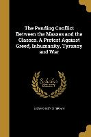 PENDING CONFLICT BETWEEN THE M