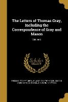 LETTERS OF THOMAS GRAY INCLUDI