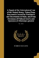 DIGEST OF THE INTL LAW OF THE