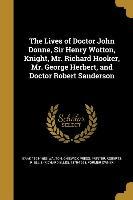 LIVES OF DR JOHN DONNE SIR HEN