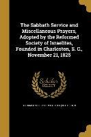 SABBATH SERVICE & MISC PRAYERS