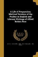 LIFE OF PREPARATION METRICAL V