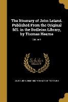 ITINERARY OF JOHN LELAND PUBLI