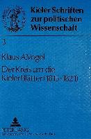 Der Kreis um die Kieler Blätter (1815 - 1821)