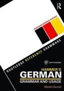 Hammer's German Grammar and Usage