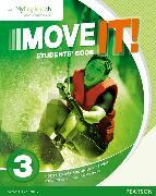 Move It! 3 Students' Book & MyEnglishLab Pack