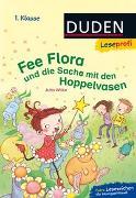 Leseprofi - Fee Flora und die Sache mit den Hoppelvasen, 1. Klasse