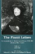 The Piozzi Letters V4