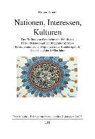 Nationen, Interessen, Kulturen
