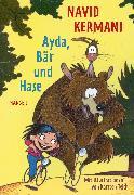 Ayda, Bär und Hase