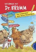 Dr. Brumm: Unterwegs mit Dr. Brumm – Mein bärenstarker Reise-Rätsel-Mitmachblock