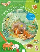 Der kleine Fuchs und seine Freunde. Mein großes Tierstickerbuch