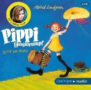 Pippi Langstrumpf geht an Bord (2 CD). Neuausgabe