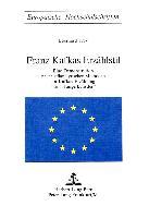 Franz Kafkas Erzählstil