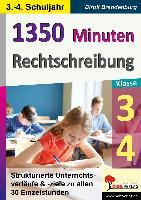 1350 Minuten Rechtschreibung / Klasse 3-4