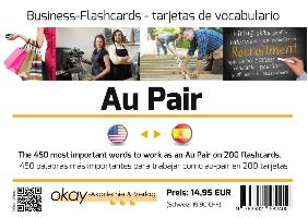 "Studycards "" Au Pair "" - US-English - Spanish"
