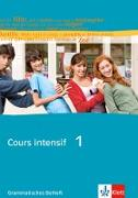 Cours intensif 1 - Grammatisches Beiheft