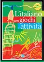 L'italiano con... giochi e attività. Intermedio inferiore.