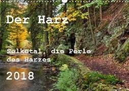 Der Harz (Wandkalender 2018 DIN A3 quer)