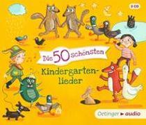 Die 50 schönsten Kindergartenlieder (3CD)