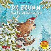 Maxi-Pixi Nr. 250: VE 5 Dr. Brumm feiert Weihnachten