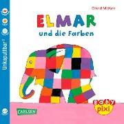 Baby Pixi 49: VE 5 Elmar und die Farben