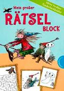 Mein großer Rätselblock – Otfried Preußlers Kinderbuchhelden