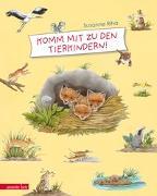 Komm mit zu den Tierkindern!