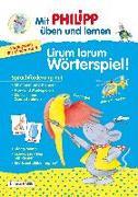 Mit Philipp spielen und lernen Lirum larum Wörterspiel !