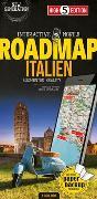 Strassenkarte Italien 1:800 000