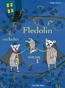 Fledolin verkehrt herum