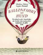 Ballonfahrt mit Hund
